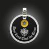 Formschmuck-Kette mit Silber Anhänger Land Tiroler Adler