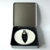 FORMschmuck-Silber Anhänger Yin Yang in Geschenkverpackung