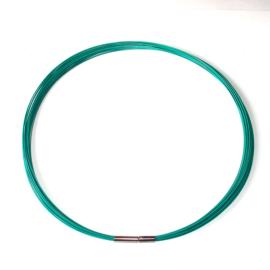 Color Kabel 26 fach Farbe mintgrün