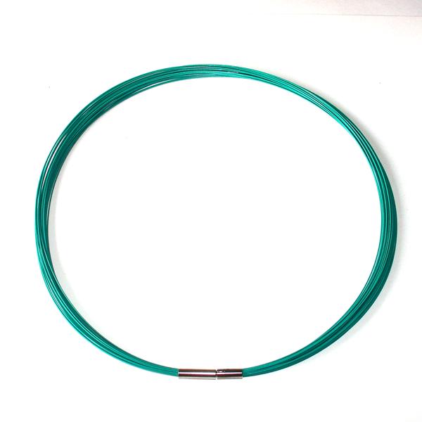FORMschmuck-Kabel 26fach Farbe mintgrün