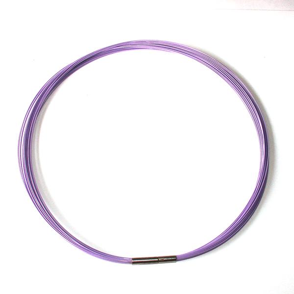 FORMschmuck-Kabel 26fach Farbe flieder