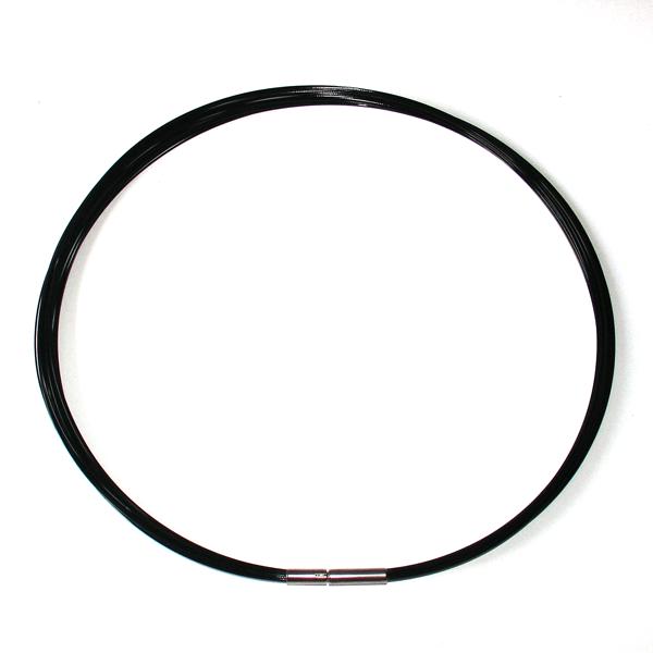 FORMschmuck-Kabel 26fach Farbe schwarz