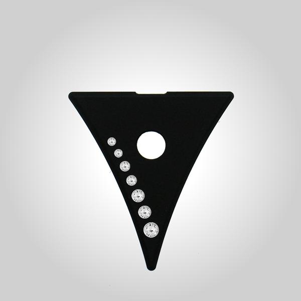 Variante Dreieck schwarz