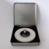 FORMschmuck-Silber Anhänger Kreis Sternzeichen Skorpion in Geschenverpackung